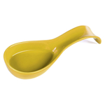 Omniware Simsbury Yellow Ceramic Spoon Rest