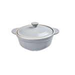 Aroma DoveWare Slate Gray 2.5 Quart Covered Stewpot
