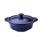 Aroma DoveWare Blue 3 Quart Covered Stewpot