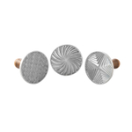 Nordic Ware Geo Heirloom Cookie Stamp, Set of 3