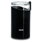 Krups Fast Touch Black Grinder for Coffee and Dry Spices