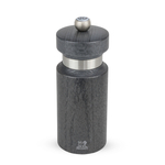 Peugeot Royan Stainless Steel and Wood 5.5 Inch Salt Mill