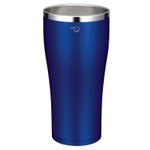 Zojirushi Deep Blue Stainless Steel Vacuum Insulated 20 Ounce Travel Tumbler