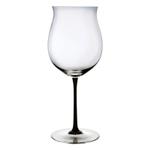 Riedel Sommeliers Black Tie Leaded Crystal Burgundy Grand Cru Wine Glass