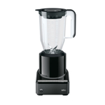 Braun PureMix Black 1.75 Quart Countertop Blender and Silicone Blender Spatula