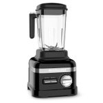 KitchenAid KSB7068OB Pro Line Series Onyx Black 3.5 HP Blender and Silicone Blender Spatula