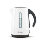 Breville The Soft Top White 1.7 Liter Cordless Electric Kettle