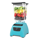 Blendtec Classic 575 Caribbean Blender with WildSide+ Jar and Silicone Blender Spatula