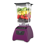 Blendtec Classic 575 Orchid Blender with WildSide+ Jar and Silicone Blender Spatula