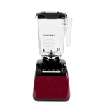 Blendtec Designer 650 Red Blender with Wildside+ Jar and Silicone Blender Spatula