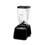 Blendtec Designer 650 Black Blender with Wildside+ Jar and Silicone Blender Spatula