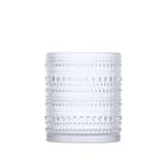 Fortessa Jupiter Clear 10 Ounce DOF Glass, Set of 6