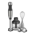 KitchenAid KHB2561CU Contour Silver Stainless Steel 5 Speed Hand Blender