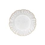Casafina Majorca Sand Stoneware Dinner Plate, Set of 4