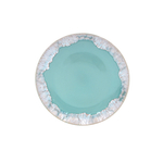 Casafina Taormina Aqua Stoneware Dinner Plate