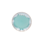 Casafina Taormina Aqua Stoneware Salad Plate