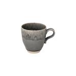 Costa Nova Madeira Grey Mug, Set of 6