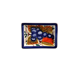 Casafina Alentejo Terracotta Giftware Grape Tiny Rectangular Dish