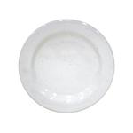 Casafina Fattoria White Stoneware Salad Plate, Set of 6