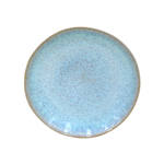 Casafina Ibiza Sea Stoneware 11 Inch Dinner Plate, Set of 4