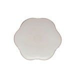 Casafina Meridian White Stoneware Bread and Butter Plate