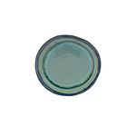Casafina Sausalito Green Stoneware 8.5 Inch Salad Plate