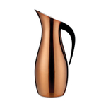 Nuance Copper Stainless Steel 1.6 Liter Penguin Pitcher