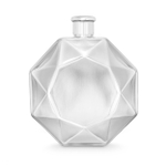 Final Touch Polished Luxe Diamond Flask