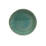 Casafina Sausalito Green Stoneware Dinner Plate, Set of 4