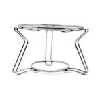 Bella Tavola Chrome Plated Cooking Platform