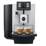 Jura X8 Platinum Automatic Espresso & Cappuccino Machine with Touch Screen