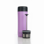 Espro 12 Ounce Stainless Steel Travel Coffee Press