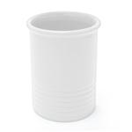 Chantal White Ceramic Medium Utensil Crock