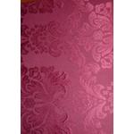 Regency Cranberry Red 60x84 Oblong Damask Tablecloth