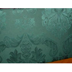 Regency Evergreen 60x84 Oblong Damask Tablecoth