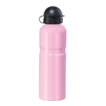 Oggi Lustre Pink Stainless Steel Sport Water Bottle