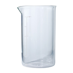 Aerolatte Borosilicate Glass 5 Cup Replacement Beaker for #065 French Press Coffee Maker