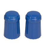 Omniware Simsbury Blue Stoneware Salt & Pepper Set