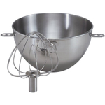 KitchenAid KN3CW Stainless Steel Mixing Bowl and Combi-Whip Set, 3 Quart