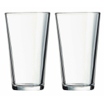 Luminarc 16 Ounce Pub Glass, Set of 10