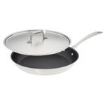 American Kitchen Cookware Premium Nonstick Covered 12 Inch Frying Pan