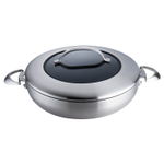 Scanpan CTX 5.25 Quart Covered Chef Pan