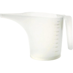 Norpro Measuring Funnel Cupcake Batter Dispensing Pitcher