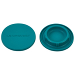 Le Creuset Caribbean Silicone Mill Cap, Set of 2