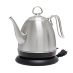 Chantal Mia Ekettle Stainless Steel 32 Ounce Electric Water Kettle