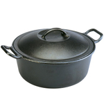 Lodge Pro-Logic Cast Iron 4 Quart Dutch Oven