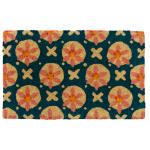Entryways Handwoven Coconut Fiber 22 x 30 Purdie Doormat