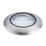Scanpan CTX Steel and Glass 12.75 Inch Lid