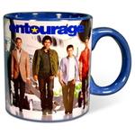 Entourage HBO TV Show Cast Ceramic 20 Ounce Jumbo Coffee Mug