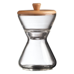 Chemex Handblown Glass 2 Piece Cream and Sugar Set